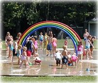 Trask Park Splash Pad