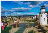 Mini Golf at Saybrook Point