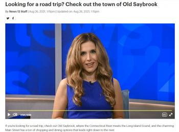 Bronx News 12 Check out the Town of Old Saybrook