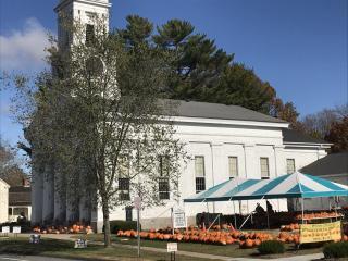 Pumpkin Sale Main Street Old Saybrook
