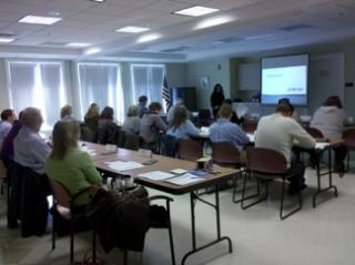 Local Residents Attended the Resume Writing Workshop hosted by Social Services and Acton Public Library