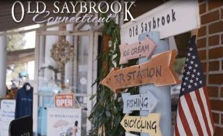 Old Saybrook Directional Signs