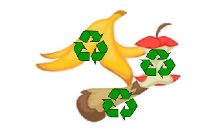 Food Scrap Recycling Logo
