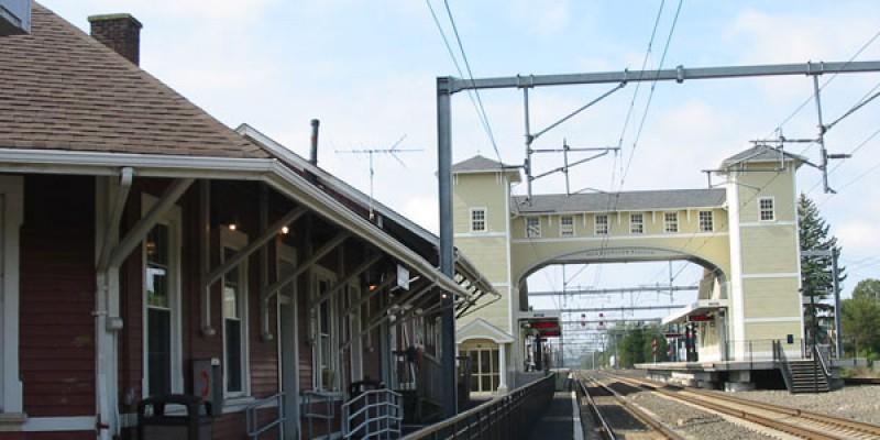 Railstation Tracks