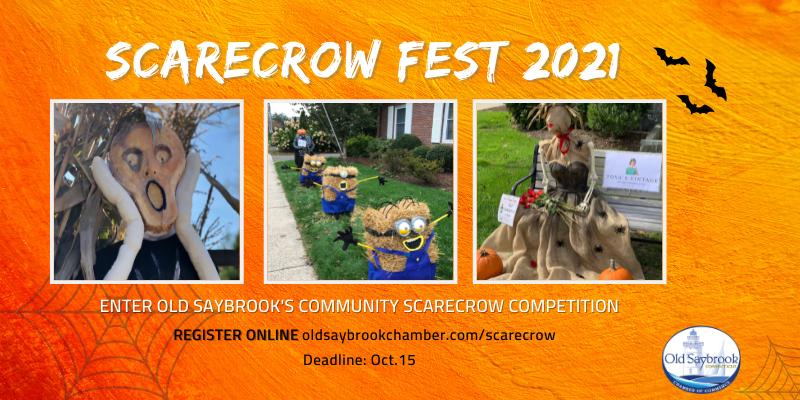 Scarecrow Fest 2021 Banner